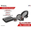 PAKET SQ FOCAL 2WAY