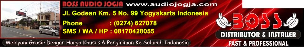 Audio Jogja